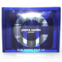 Pierre Cardin Bleu Marine Pour Lui Estuche edt 75 ml spray + Desodorante 200 ml spray + Shower Gel 200 ml