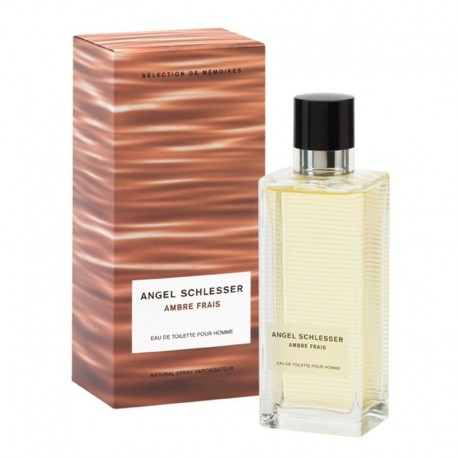 Angel Schlesser Homme Ambre Frais edt 150 ml spray