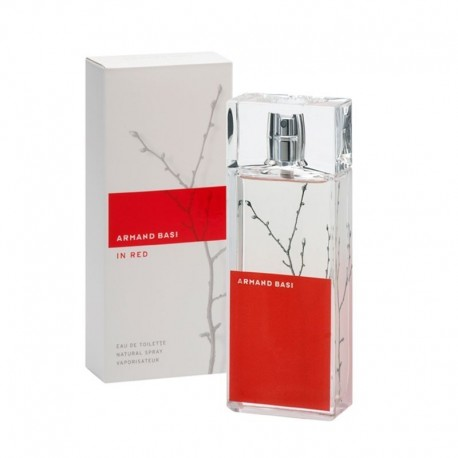 Armand Basi In Red edt 50 ml spray