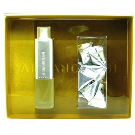 Armand Basi Femme Estuche edt 100 ml spray + Body Milk 10 Monodoses 7 ml