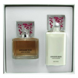 Armand Basi Lovely Blossom Estuche edt 100 spray + Body Lotion 200 ml