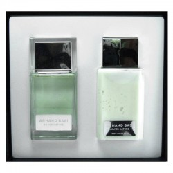 Armand Basi Silver Nature Estuche edt 100 ml spray + After Shave Balm 100 ml