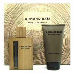 Armand Basi Wild Forest Estuche edt 90 ml spray + After Shave Balm 150 ml