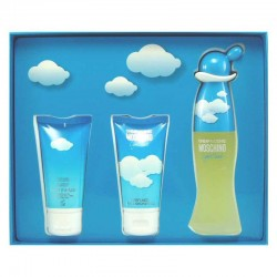 Moschino Cheap and Chic LightClouds Estuche edt 50 ml spray + Shower Gel 50 ml + Body Lotion 50 ml