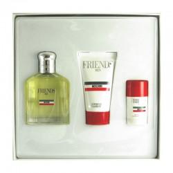 Moschino Friends Estuche edt 75 ml spray + Shower Gel 50 ml + Deo Stick 25 ml