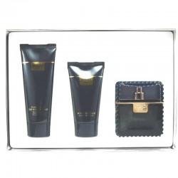 Versace Man Estuche edt 50 ml spray + Shower Gel 100 ml + After Shave Balm 50 ml