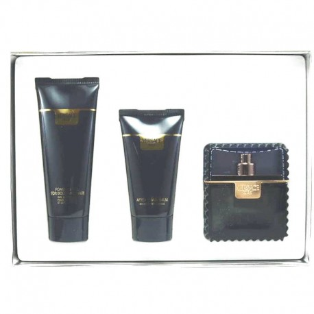 Versace Man Estuche edt 50 ml spray + Shower Gel 100 ml + After Shave Balm 50 ml