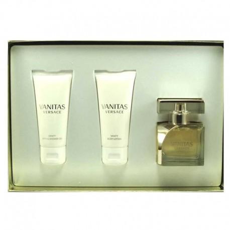 Versace Vanitas Estuche edp 50 ml spray + Shower Gel 50 ml + Body Lotion 50 ml