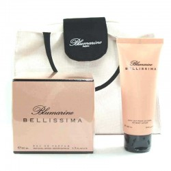 Blumarine Bellissima Estuche edp 50 ml spray + Body Lotion 100 ml + Bolso