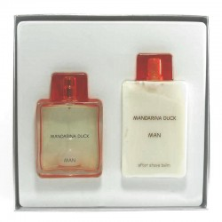 Mandarina Duck Man Estuche edt 100 ml spray + After Shave Balm 200 ml