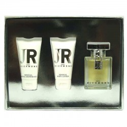 John Richmond Woman Estuche edp 50 ml spray + Body Lotion 50 ml + Shower Gel 50 ml