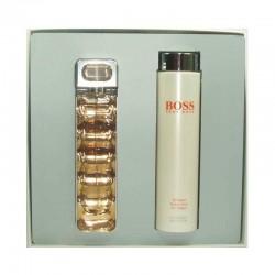 Hugo Boss Orange Woman Estuche edt 75 ml spray + Body Lotion 200 ml