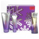 Hugo Boss Pure Purple Estuche edp 90 ml spray + Body Lotion 150 ml + Shower Gel 50 ml