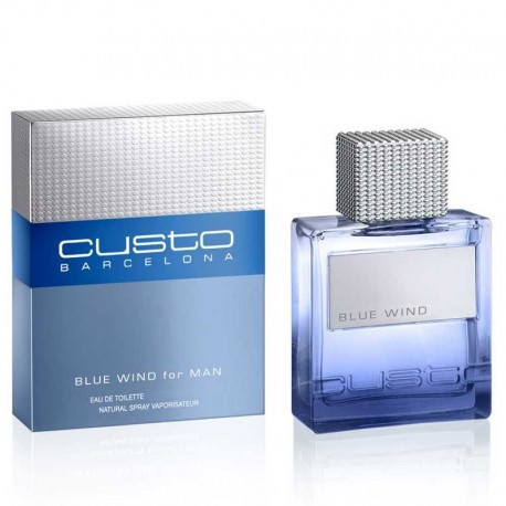 Custo Blue Wind edt 50 ml spray