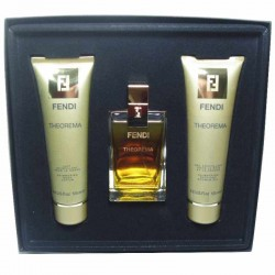 Fendi Theorema Estuche edp 50 ml spray + Body Lotion 125 ml + Shower Gel 125 ml