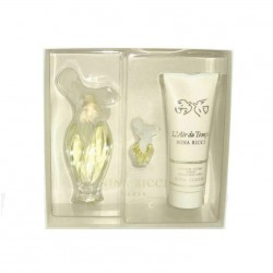 Nina Ricci l´Air du Temps Estuche edt 50 ml spray + Body Lotion 75 ml + miniatura 2,5 ml