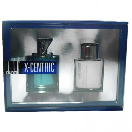 Dunhill X-Centric Estuche edt 100 ml spray + After Shave Balm 75 ml