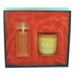 Lalique Ambiance Estuche edt 50 ml spray + Vela Perfumada