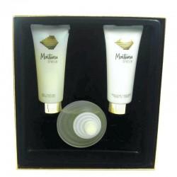 Montana Parfum D´Elle Estuche edt 40 ml spray + Shower Gel 100 ml + Body Lotion 100 ml