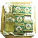 Roger & Gallet Vetyver Estuche eau cologne 100 ml spray + 5 Jabonetas