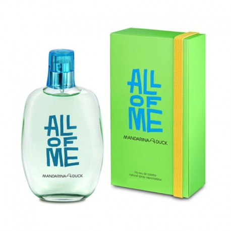 Mandarina Duck All Of Me Man edt 50 ml spray