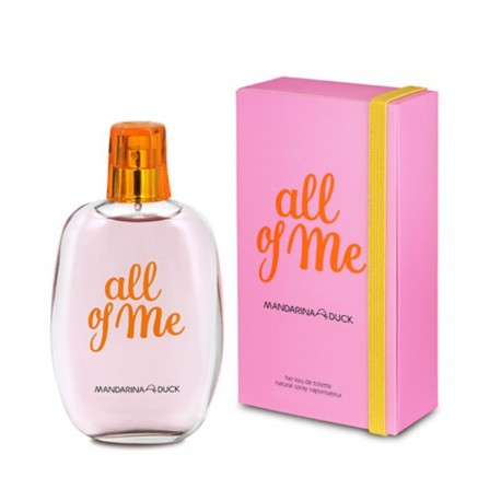 Mandarina Duck All Of Me Woman edt 100 ml spray