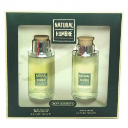 Don Algodon Natural Hombre Estuche edt 100 ml spray + After Shave 100 ml