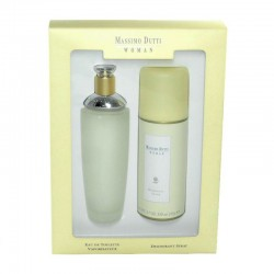 Massimo Dutti Woman Estuche edt 100 ml spray + Deo spray 150 ml