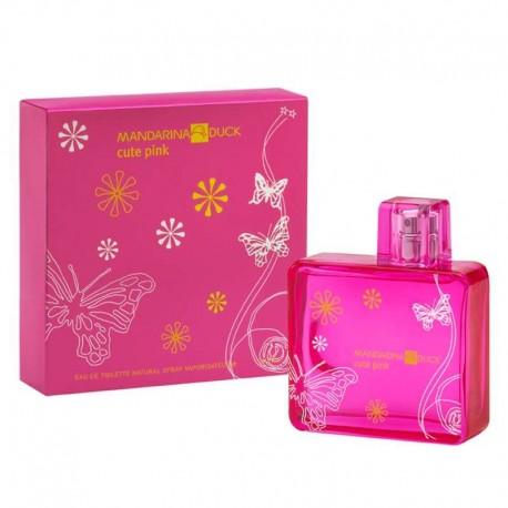 Mandarina Duck Cute Pink edt 50 ml spray