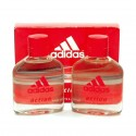 Adidas Action edt 100 ml no spray + After Shave 100 ml