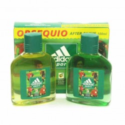 Adidas Sport Estuche edt 100 ml no spray + After Shave 100 ml