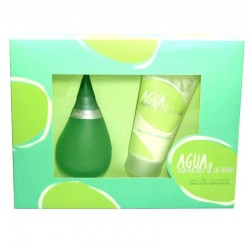Agatha Ruiz de la Prada Agua Estuche edt 100 ml spray + Body Lotion 150ml