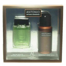 Antonio Banderas Antonio de Puig Estuche edt 100 ml spray + Desodorante 150 ml spray