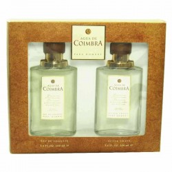 Agua de Coimbra Myrurgia Estuche edt 100 ml no spray + After Shave 100 ml