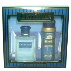 Crossmen Southampton Coty Estuche edt 100 ml no spray + Desodorante 150 ml spray
