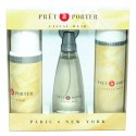 Pret á Porter Casual-Wear Coty Estuche edt 100 ml spray + Shower Gel 200 ml + Desodorante 200 ml spray