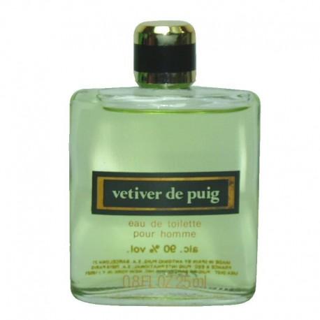 Vetiver de Puig edt 25 ml no spray tamaño de viaje