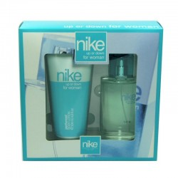 Nike Up or Down for Woman Estuche edt 75 ml spray + Body Lotion 200 ml
