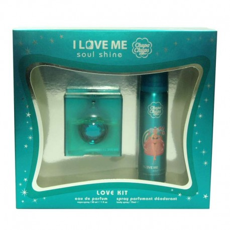 Chupa Chups I Love Me Soul Shine Estuche edp 30 ml spray + Desodorante spray 75 ml