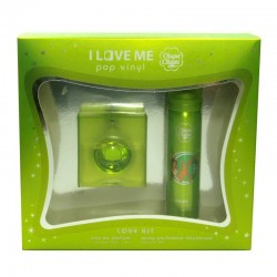 Chupa Chups I Love Me Pop Vinyl Estuche edp 30 ml spray + Desodorante spray 75 ml
