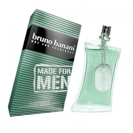 Bruno Banani Made For Men edt 50 ml spray