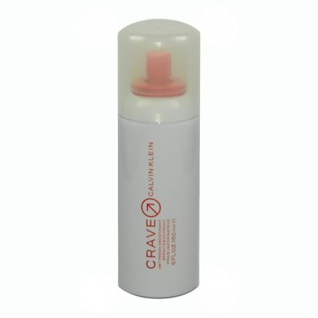Calvin Klein Crave Desodorante Spray 150 ml