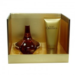 Calvin Klein Secret Obsession Estuche edp 100 ml spray + Body Lotion 100 ml