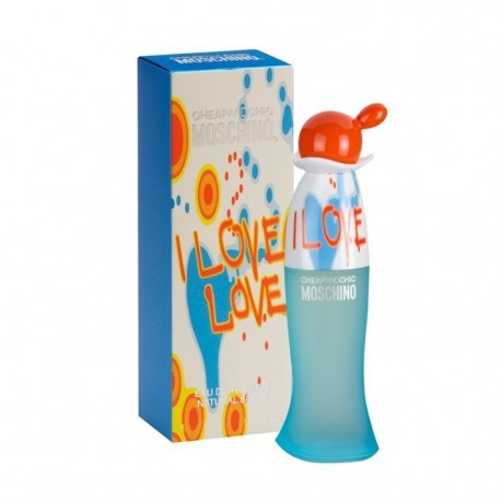 Moschino Cheap and Chic I Love Love edt 30 ml spray
