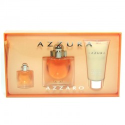 Azzaro Azzura Estuche edt 30 ml spray + Miniatura edt 5ml + Body Lotion 50 ml