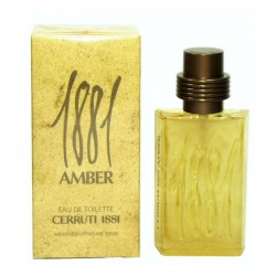 Cerruti 1881 Amber edt 50 ml spray