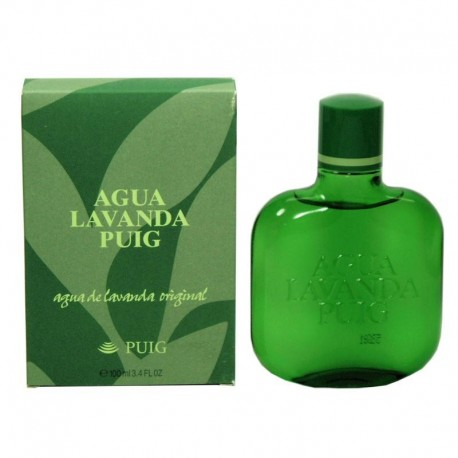 Agua Lavanda Puig eau de cologne 100 ml no spray
