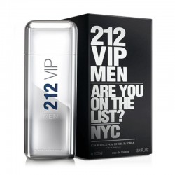 Carolina Herrera 212 VIP Men edt 100 ml spray