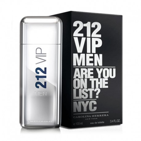 Carolina Herrera 212 VIP Men edt 100 ml spray