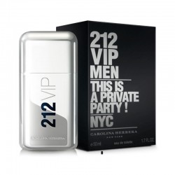 Carolina Herrera 212 VIP Men edt 50 ml spray